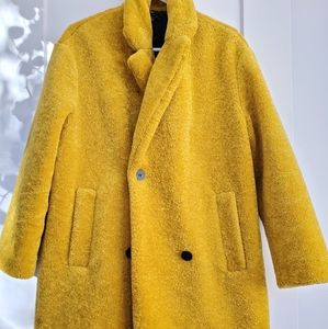 SOLD -The happiest colourful coat